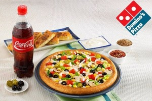 Domino's Pizza is not only expensive but also a pure junk.