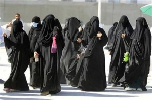 Women in Islam are treated as second-class citizens.